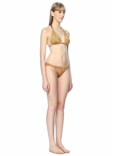 Lazul Bikini Üst Sarı